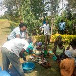 The Water Project: Esembe Community -  Handwashing Training