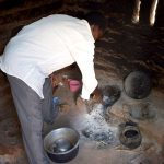 The Water Project: Karuli Community D -  Kimanthi Kitchen