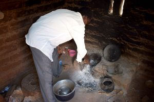 The Water Project:  Kimanthi Kitchen