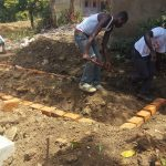 The Water Project: Shibale Secondary School -  Latrine Construction