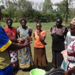 The Water Project: Shitungu Community E -  Hand Washing Training