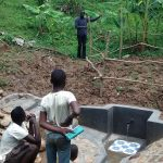 The Water Project: Ivulugulu Community, Ishangwela Spring -  Onsite Training