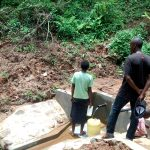 The Water Project: Elukani Community, Ongari Spring -  Onsite Training