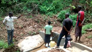 The Water Project:  Onsite Training