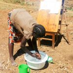 The Water Project: Sharambatsa Community, Mihako Spring -  Handwashing Training