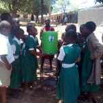 The Water Project: Esibeye Primary School -  Handwashing Training