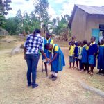 The Water Project: Chebunaywa Primary School -  Handwashing Training