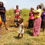 The Water Project: Shibuli Community, Khamala Spring -  Training At The Spring