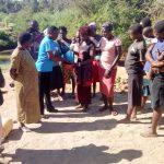 The Water Project: Musango Community C -  Handwashing Training