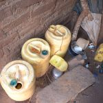The Water Project: Karuli Community D -  Water Containers