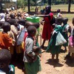 The Water Project: Esibeye Primary School -  Handwashing Training