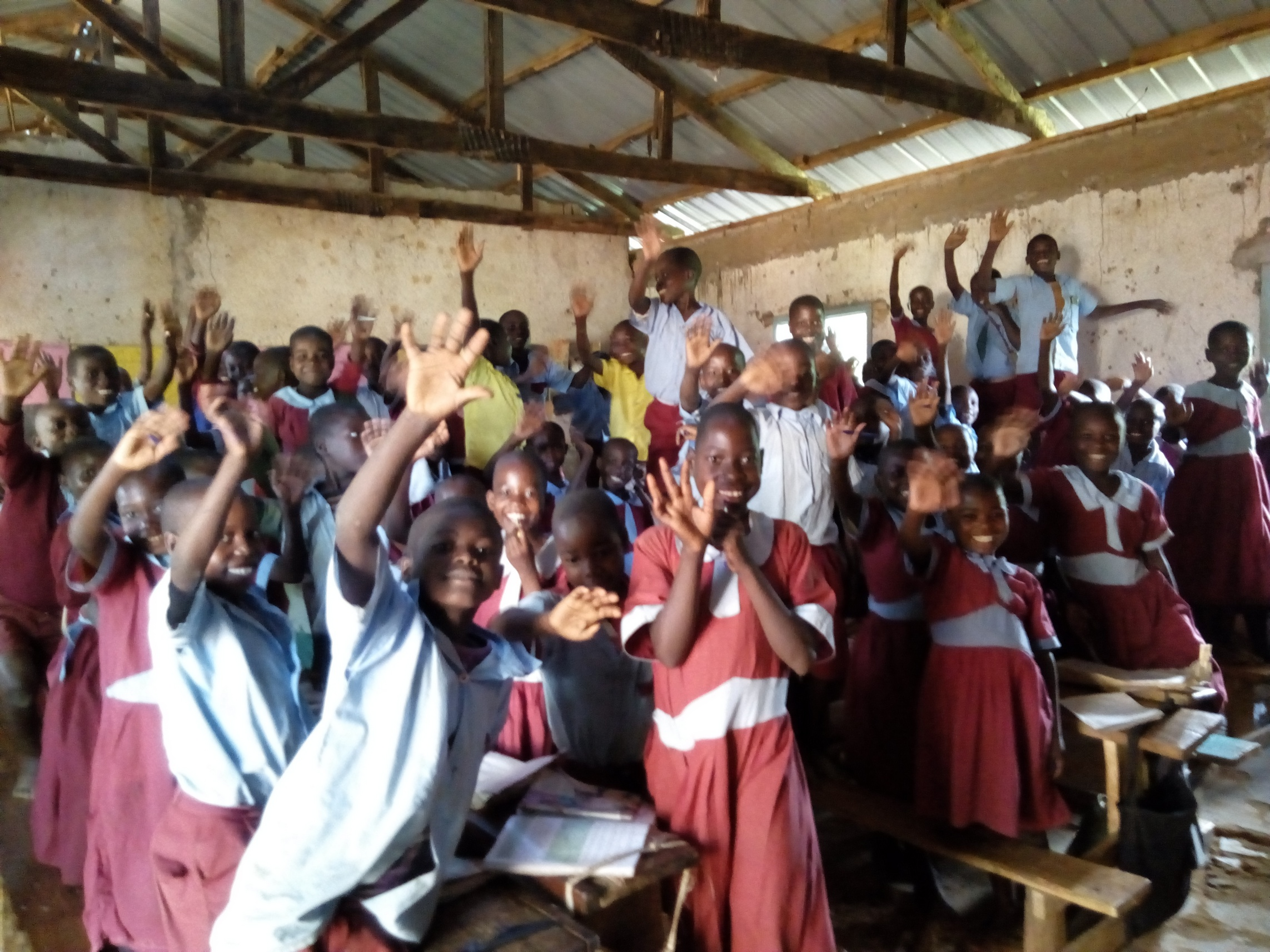 The Water Project : 9-kenya18034-students-in-class
