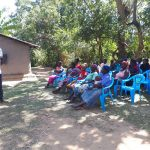 The Water Project: Bukhunyilu Community -  Solar Disinfection Training
