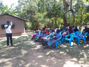 The Water Project:  Solar Disinfection Training