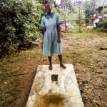 The Water Project: Itukhula Community -  Sanitation Platform