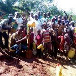 The Water Project: Shilakaya Community, Shanamwevo Spring -  Group Picture