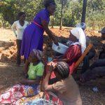 The Water Project: Sharambatsa Community A -  Handwashing Training