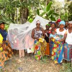 The Water Project: Kolia Community -  Malaria Training