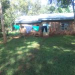 The Water Project: Shirakala Community -  Kenya A Sample Household