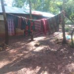 The Water Project: Shirakala Community -  Kenya Clothes Hang To Dry On The Line