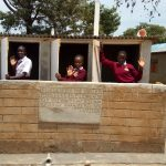 The Water Project: George Khaniri Kaptisi Mixed Secondary School -  New Latrines