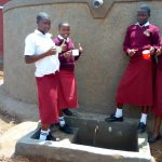 The Water Project: George Khaniri Kaptisi Mixed Secondary School -  Safe Drinking Water