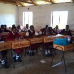 The Water Project: George Khaniri Kaptisi Mixed Secondary School -  Training Session