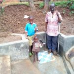 The Water Project: Musango Community D -  Clean Water