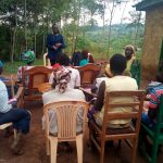 The Water Project: Musango Community D -  Community Training
