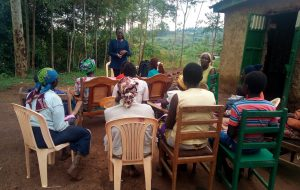 The Water Project:  Community Training