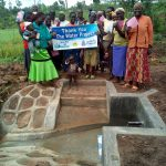 The Water Project: Musango Community D -  New Protected Spring