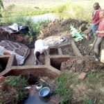 The Water Project: Musango Community D -  Spring Protection