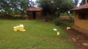 The Water Project:  Water Containers In Homestead