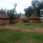 The Water Project: Nambatsa Community -  A Sample Household