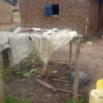 The Water Project: Nambatsa Community -  Dish Drying Rack