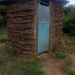 The Water Project: Nambatsa Community -  Latrine
