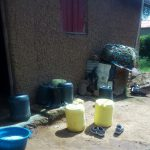 The Water Project: Mukhangu Community, Okumu Spring -  Storage Of Water
