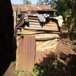 The Water Project: Irumbi Community, Okang'a Spring -  Latrine