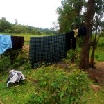 The Water Project: Burachu B Community A -  Clothes Hang To Dry On Line