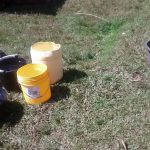 The Water Project: Musiachi Community -  Jerrycans Filled With Water