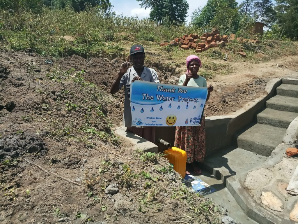 The Water Project : kenya18150-thank-you