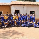 The Water Project: Wee Primary School -  Students Pose In School Grounds