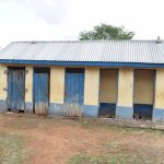 The Water Project: Kyamatula Primary School -  Boys Latrines