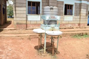 The Water Project:  Handwashing Point
