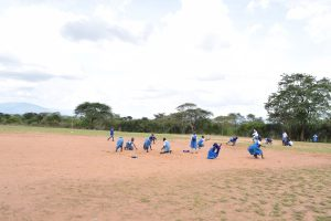 The Water Project:  School Grounds Kids At Play