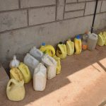 The Water Project: Kyamatula Primary School -  Water Containers