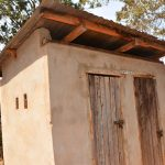 The Water Project: Kithoni Secondary School -  Staff Latrines