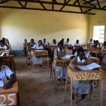 The Water Project: Kithoni Secondary School -  Students In Class