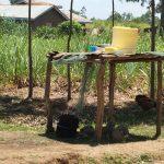 The Water Project: Munungo Community -  Dishracks Munungo Community