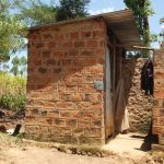 The Water Project: Munungo Community -  Latrines Munungo Community